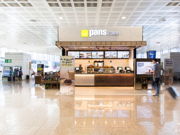 Pans & Company – BCN Airport